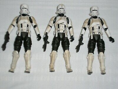 $ CDN149.99 • Buy Lot Of 3 Star Wars Vintage Collection IMPERIAL ASSAULT TANK DRIVER VC126 - LOOSE