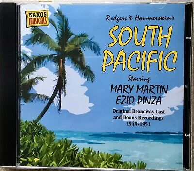 Rodgers & Hammerstein: South Pacific Original Broadway Cast & Bonus Recordings • 6.70£