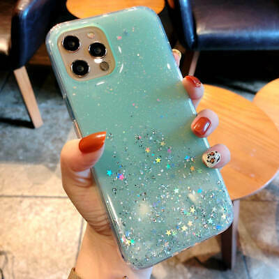 AU7.25 • Buy For IPhone 11 Pro XS Max XR X 8 7 Plus Bling Glitter Shockproof Phone Case Cover