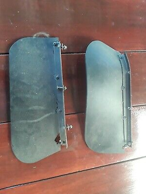 AU89.50 • Buy Early Holden Mud Flaps FX FJ FE FC FB EK EH EJ.Fair Condition