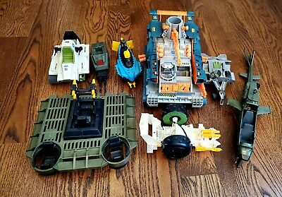 $ CDN63.78 • Buy Gi Joe ARAH Vehicle Lot - Incomplete Dragonfly Brawler & More Plus General Parts