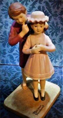 $ CDN9.89 • Buy 😊😜👍  Norman Rockwell American Family Porcelain Figurines New Hat