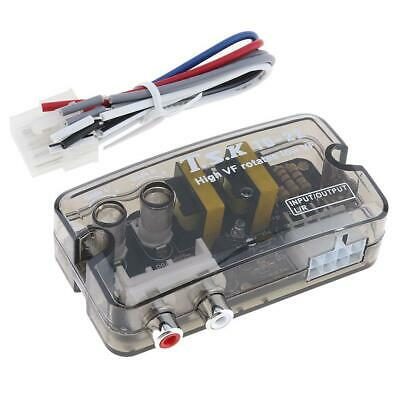 RCA Car Subwoofer High To Low 2 Or 4 Channel Amplifier Line Output Converter • 5.30£