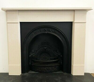 New Stone Surround Complete With New Victorian Style Insert • 455£