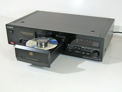 SONY CDP-XB930E QS SPECIAL UK LIMITED EDITION High End Class CD Player In Black • 225£