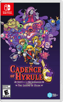 $39.99 • Buy Cadence Of Hyrule: Crypt Of The NecroDancer Featuring The Legend Of Zelda - N...