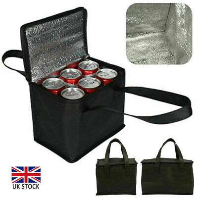 Ice Bag Can Cool Wine Picnic Bottle Cooler Cooling Holder Bags Carrier Chilling • 4.39£