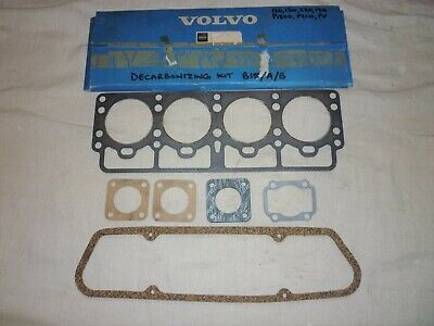 Volvo P1800 & Amazon Decarbonizing Kit 275411 (incomplete) New Old Stock • 20£