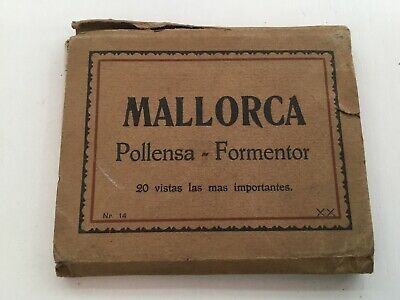Vintage Photograph Collection Of Mallorca • 2.99£