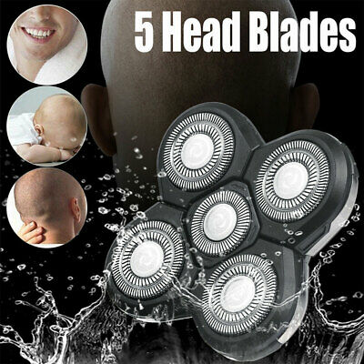 AU15.78 • Buy 5 Heads Beard Cutter Replacement Blade Electric Razor Shaver Head Easy Install