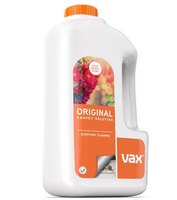 Carpet Washer Shampoo Cleaning Solution Vax AAA Lifts Stain Cleaner 1.5L Bottle • 11.99£