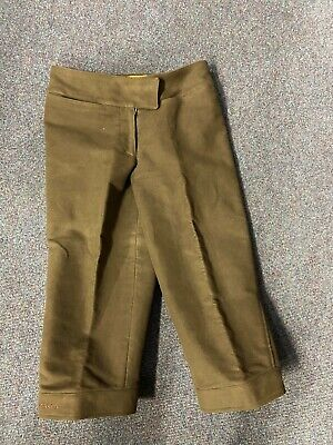 Laksen Ladies Moleskin Breeks - Size EU40/UK12 • 64.95£