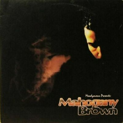 Moodymann - Mahogany Brown - Peacefrog Records - Clear Vinyl • 31.99£