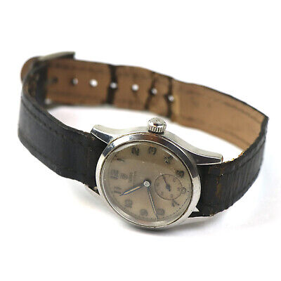 A Very Nice 1950's Vintage ROLEX Tudor Oyster Manual Wind Gents Wrist Watch • 56£