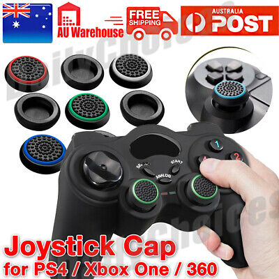 AU4.89 • Buy 2 X Analog PS4Controller Thumb Stick Grip Thumbstick Cap Cover Xbox One Joystick