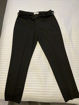 AU0.99 • Buy MNG Black Pants With Belt
