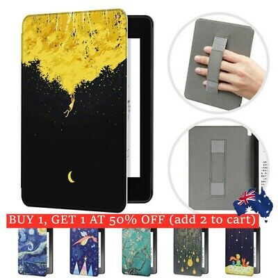 AU14.78 • Buy AU PU Leather Smart Case Magnetic Cover For Amazon Kindle Paperwhite 1/2/3/4~
