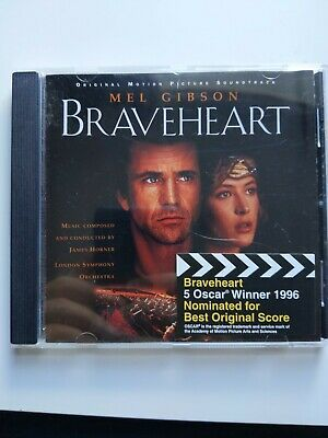 James Horner - Braveheart (Original Soundtrack/Film Score, 1995) • 0.99£