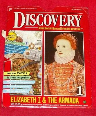 £10 • Buy Discovery - Marshall Cavendish - Complete Packs - Issue Choice -buy 1 Get 1 Free