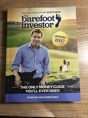 AU18 • Buy The Barefoot Investor 2017), By Scott Pape