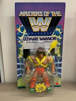 $30 • Buy Masters Of The W Universe Ultimate Warrior Action Figure