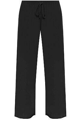 £6.99 • Buy  Ladies Plus Size Tie Palazzo Trousers Baggy Wide Leg Pants With Tie 8-30
