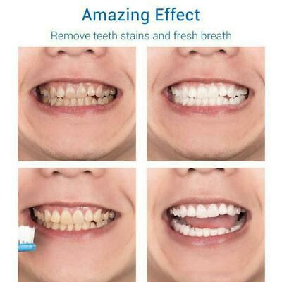 Teeth-Cleaning Whitening Mousse Toothpaste Removes Stains Plaque • 3.27£
