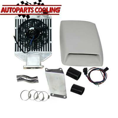 AU599 • Buy TOP Mount Intercooler+Pipe Kits FOR TOYOTA Landcruiser 80 Serie 1HZ 4.2L DIESEL