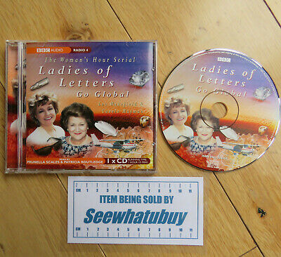 Ladies Of Letters Go Global (Radio Collection)... By Lou Wakefield CD-Audio • 4.99£