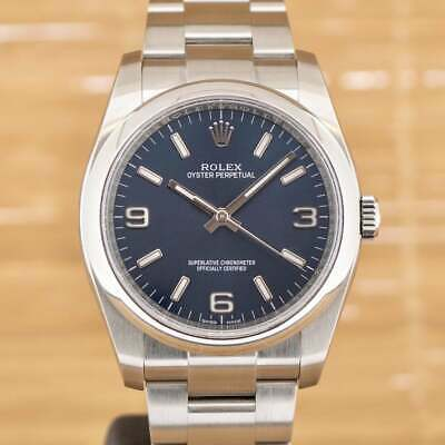 $ CDN9675.84 • Buy Rolex Oyster Perpetual 36 - Box And Papers January 2019 (PA2)