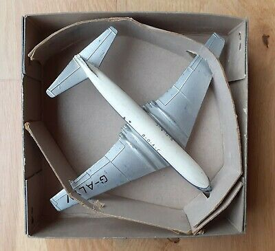Dinky Airplane D.H Comet Airliner With BOAC Livery #702 Boxed • 55£