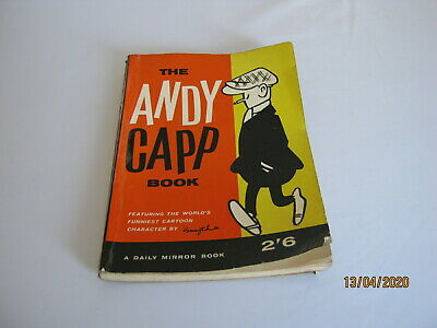 Collectable ANDY CAPP Cartoon Book Price 2'6 Smythe Daily Mirror • 4£