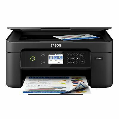 View Details Free Shipping✅ Epson Expression Home Wireless Small-in-One Printer XP-4105 • 97.50$