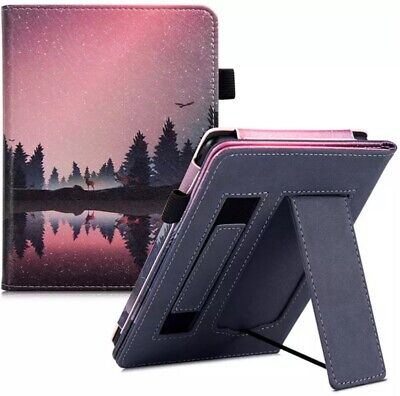 AU10 • Buy Case For Kindle Paperwhite 6, 7, 10 With Hand Strap, Kick Stand, Auto Sleep/Wake