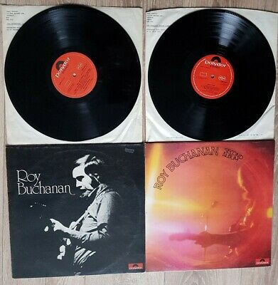 ROY BUCHANAN First Two Albums  • 10£