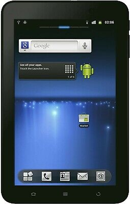 ZTE V9 7 Inch Google Android Tablet (MSM8255 1.4GHz Chipset, 512MB RAM, 4GB ROM, • 0.99£