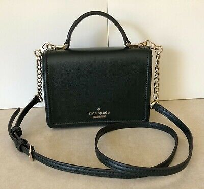 $ CDN125.04 • Buy NWT Kate Spade Maisie Patterson Drive Convertible Flap Crossbody Purse Handbag