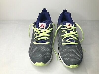 $ CDN24.98 • Buy Reebok Jetfuse Womens Running Training Shoes Size 11 Purple Gray White 023501214