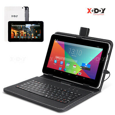 £49.99 • Buy XGODY Android 9.0 Tablet PC With Keyboard 1+16GB Dual Cam Bluetooth 4Core WFI 9