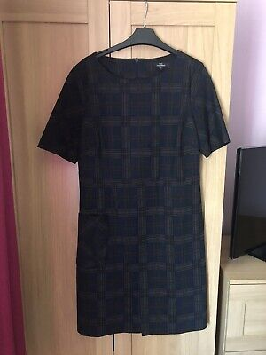 Next Navy Dress Size 12 • 4£