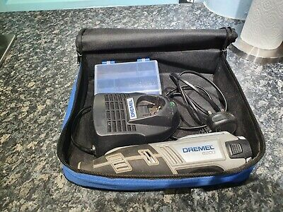 Dremel 8200 With Battery And Charger In A Dremel Bag • 35£