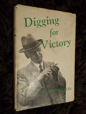 WWII DIGGING For VICTORY - H Middleton 1942 H/b  • 1.99£