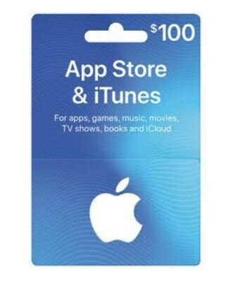 AU200 • Buy $100 Australian ITunes Gift Card- Code Emailed Within Two Business Days.