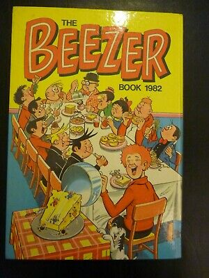 The Beezer Book 1982. Hard Back • 2£