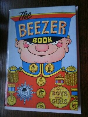 The Beezer Book 1964, Not Clipped, Belongs To Not Filled In • 2.50£