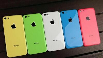 AU68 • Buy APPLE IPHONE 5C 16GB 32GB 8GB BLUE WHITE GREEN PINK UNLOCKED IN BOX ACCESSORIES