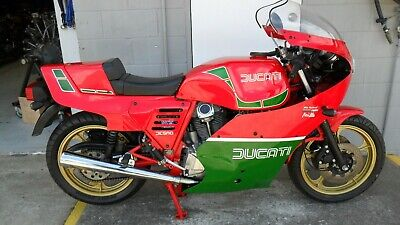 AU46500 • Buy DUCATI MHR Mille, Only 3301 Miles,