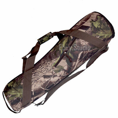 Camouflage 85cm Camera Tripod Carry Bag Travel Cases 33.4  For Manfrotto Velbon • 24.99£