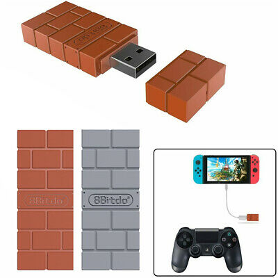 AU27.99 • Buy Wireless Bluetooth Controller Adapter USB Cable For Nintendo Switch NS 8bitdo AU