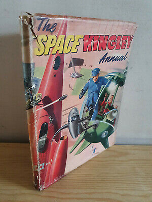 £16.99 • Buy THE  SPACE KINGLEY  ANNUAL - 1950s In Dust Jacket